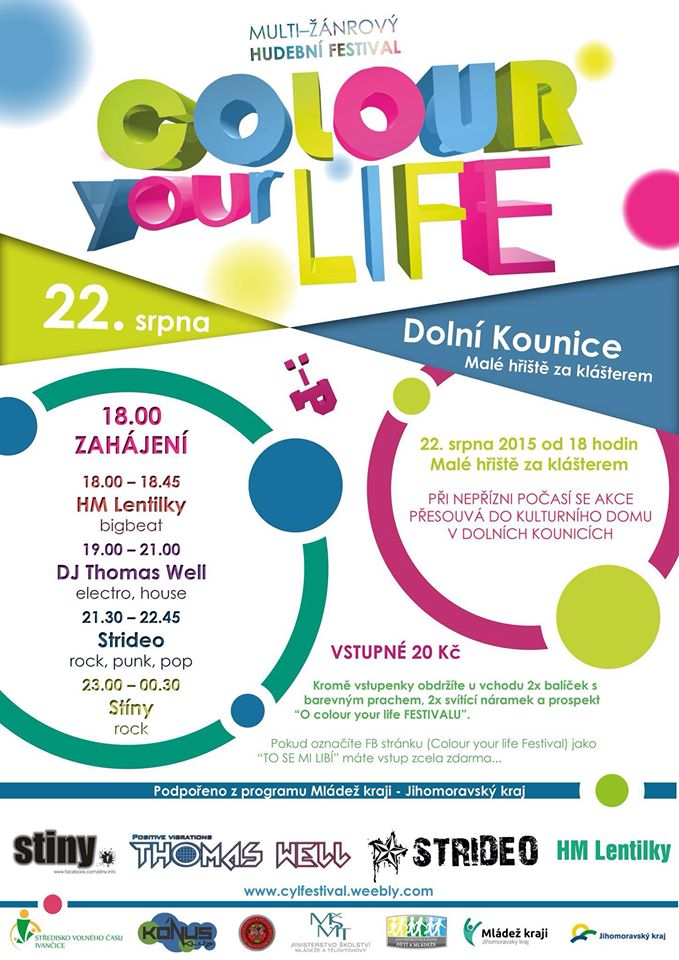 Colour your life Festival
